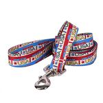 View Image 1 of Vintage Made in the USA Dog Leash by Yellow Dog