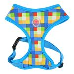 View Image 1 of Vivica Basic Style Dog Harness by Pinkaholic - Blue