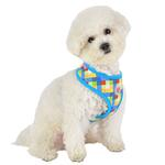 View Image 4 of Vivica Basic Style Dog Harness by Pinkaholic - Blue