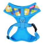 View Image 2 of Vivica Basic Style Dog Harness by Pinkaholic - Blue