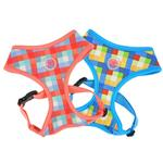 View Image 3 of Vivica Basic Style Dog Harness by Pinkaholic - Blue