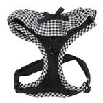 View Image 1 of Vivien Dog Harness by Puppia - Black