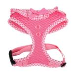 View Image 1 of Vivien Dog Harness by Puppia - Pink