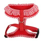 View Image 2 of Vivien Dog Harness by Puppia - Red