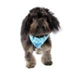View Image 3 of Vivien Dog Harness by Puppia - Sky Blue