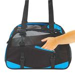 View Image 4 of Voyager Comfort Pet Carrier from Bergan - Black