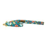 View Image 1 of WaLk-e-Woo Martini Dog Leash - Blue
