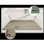 View Image 2 of PetSafe Solvit Waterproof SUV Cargo Liner for Dogs