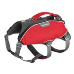 View Image 1 of Web Master Pro Dog Harness by RuffWear - Red Currant