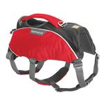 View Image 3 of Web Master Pro Dog Harness by RuffWear - Red Currant