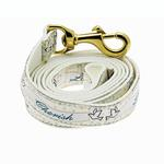View Image 1 of Up Country Wedding Collection - Love & Cherish Dog Leash