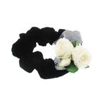 View Image 1 of Up Country Wedding Collection - Black Rose Ruff Neckwear