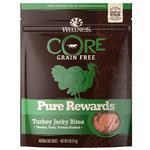View Image 1 of Wellness CORE Natural Grain Free Pure Rewards Jerky Bites - Turkey Jerky