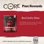 View Image 3 of Wellness CORE Natural Grain Free Pure Rewards Jerky Bites - Beef