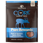 View Image 1 of Wellness CORE Natural Grain Free Pure Rewards Jerky Bites - Beef & Venison