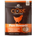 View Image 1 of Wellness CORE Natural Grain Free Pure Rewards Jerky Bites - Chicken & Lamb