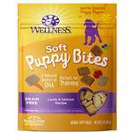 View Image 1 of Wellness Natural Grain-Free Soft Puppy Bites Treats - Lamb & Salmon