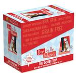 View Image 4 of Weruva Dogs in the Kitchen Wet Dog Food Pouch - The Double Dip