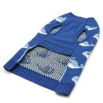 View Image 4 of Whale Dog Sweater by Dogo