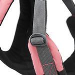 View Image 5 of Gooby Wind Parka Dog Harness - Pink