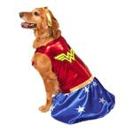 View Image 3 of Wonder Woman Dog Halloween Costume