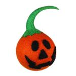 View Image 1 of Wooly Wonkz Halloween Dog Toy - Jack-O-Lantern