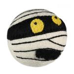 View Image 1 of Wooly Wonkz Halloween Dog Toy - Mummy