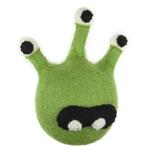 View Image 1 of Wooly Wonkz Monsters Dog Toy - Walter