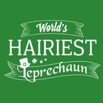 View Image 2 of World's Hairiest Leprechaun Dog Shirt - Green