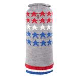 View Image 1 of Worthy Dog Stars Dog Sweater