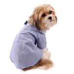 View Image 3 of Worthy Dog Chambray Dog Dress