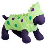 View Image 2 of Worthy Dog Dino Dog Hoodie