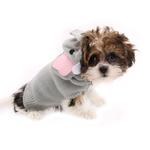 View Image 2 of Worthy Dog Elephant Hop Dog Hoodie