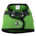 View Image 1 of Worthy Dog Sidekick Dog Harness - Lime Green