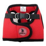 View Image 1 of Worthy Dog Sidekick Dog Harness - Red