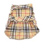 View Image 2 of Worthy Dog Tan Plaid Dog Dress