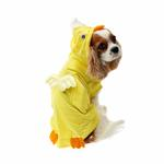 View Image 1 of Yellow Chicken Dog Costume