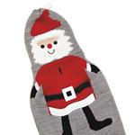 View Image 5 of Zack and Zoey Elements Holiday Santa Dog Sweater
