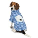 View Image 2 of Zack and Zoey Elements Polar Bear Berber Dog Jacket
