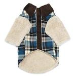 View Image 2 of Zack and Zoey Flannel Shirt Dog Shirt/Jacket