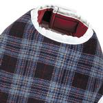 View Image 2 of Zack and Zoey ThermaPet Nor'Easter Dog Coat - Burgundy