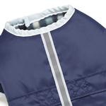 View Image 3 of Zack and Zoey ThermaPet Nor'Easter Dog Coat - Navy