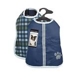 View Image 4 of Zack and Zoey ThermaPet Nor'Easter Dog Coat - Navy