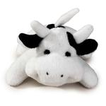 View Image 1 of Zanies Bitty Buddies Dog Toy - Moo