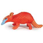 View Image 2 of Zanies Freckle Friends Dog Toy - Armadillo