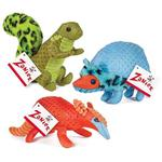 View Image 3 of Zanies Freckle Friends Dog Toy - Armadillo