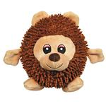 View Image 1 of Zanies Silly Shaggies Dog Toy - Bear