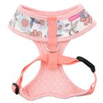 View Image 2 of Zinnia Basic Style Dog Harness by Pinkaholic - Ivory