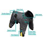 View Image 4 of Zippy Dynamics Cozy Full-Body Dog Suit