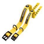 View Image 1 of Zippy Dynamics Nylon Dog Collar - Yellow